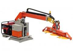 高效绿篱修剪机可以加快工作效率